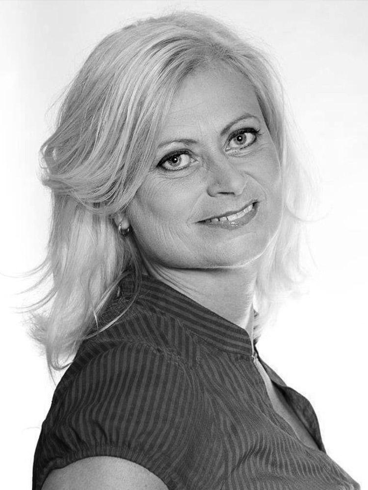 Susanne Andersson, massör på ViMas