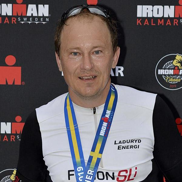 Magnus Svensson, instruktör på ViMas